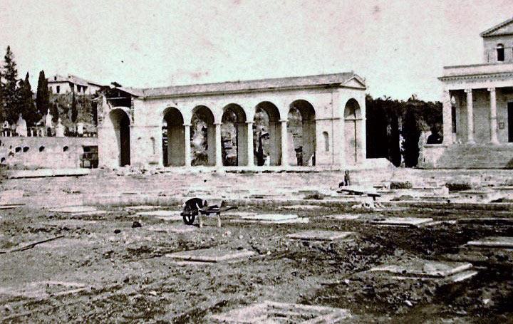 Storia del Verano - Cimitero Verano - Cimitero Roma